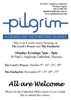 The Pilgrim Course