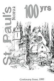 Centenary Cover