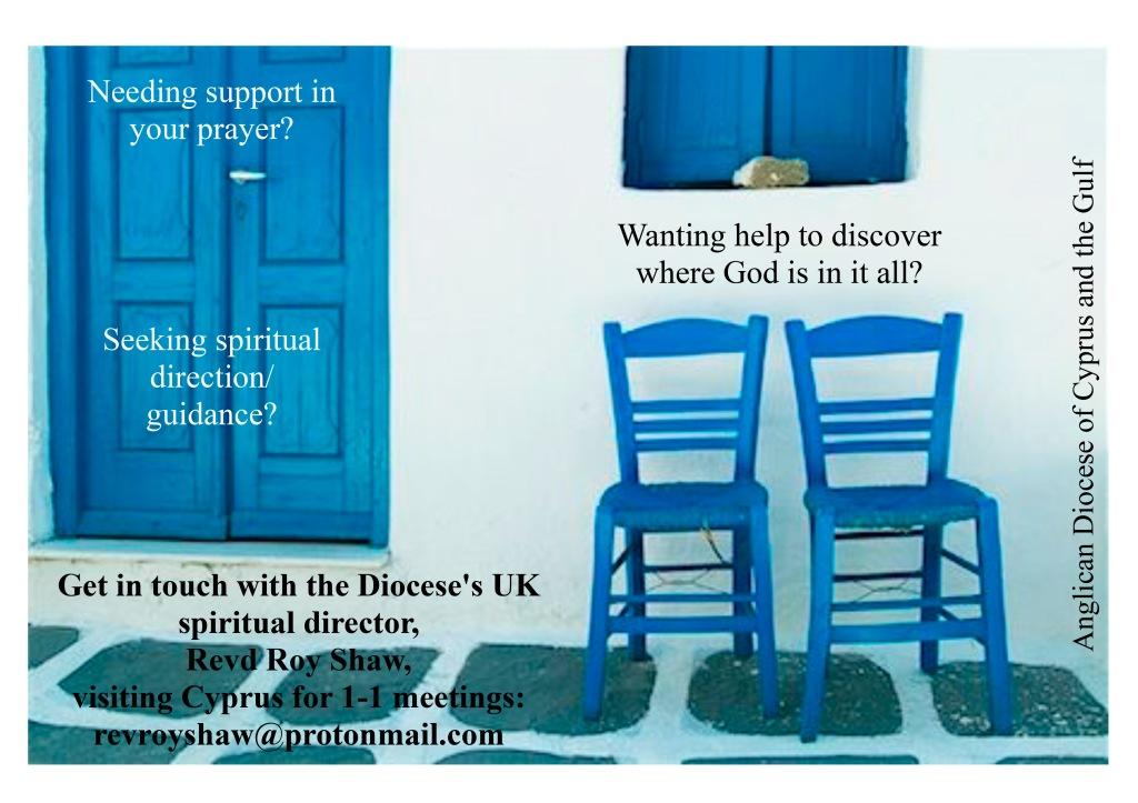 Spiritual Direction Poster